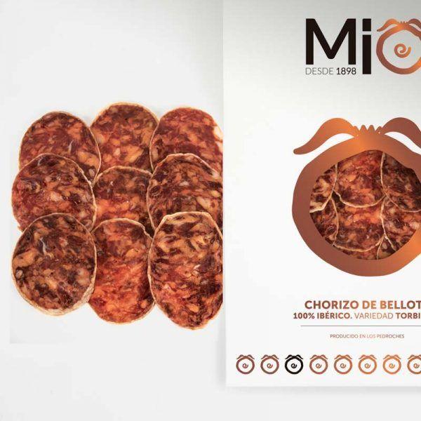 iberico de bellota MIO Chorizo_loncheado_02_2171