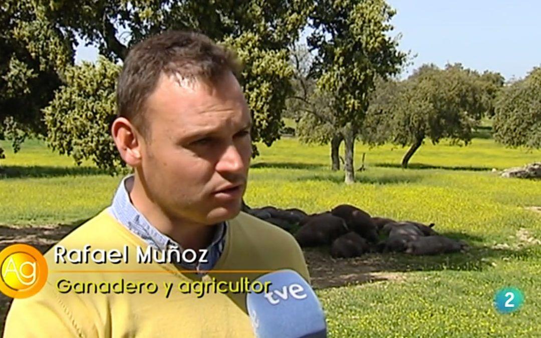 Entrevista a Rafael Muñoz en el programa Agrosfera